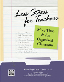 Less Stress Book Cover Design by Foster Creative