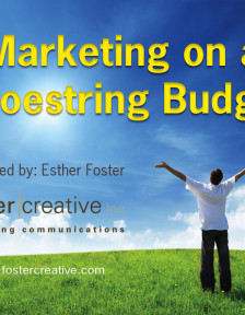 Marketing Webinar Foster Creative