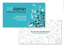 foster creative business card design