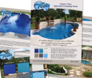 foster creative flyer design